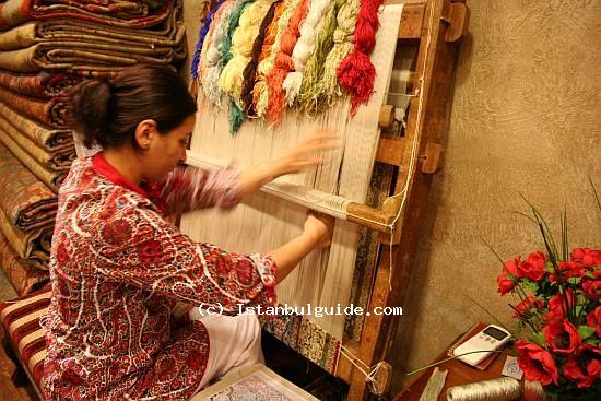 Famous Handcrafts in Istanbul