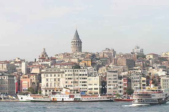 Visit the Galata Tower